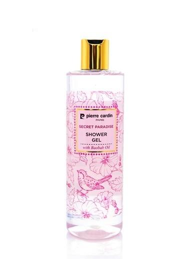 Pierre Cardin Secret Paradise E Vitaminli pH Dengeli Canlandırıcı Duş Jeli - 400 ML Renksiz
